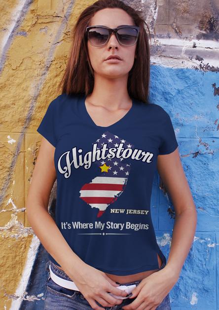 Hightstown, NJ – It's Where My Story Begins