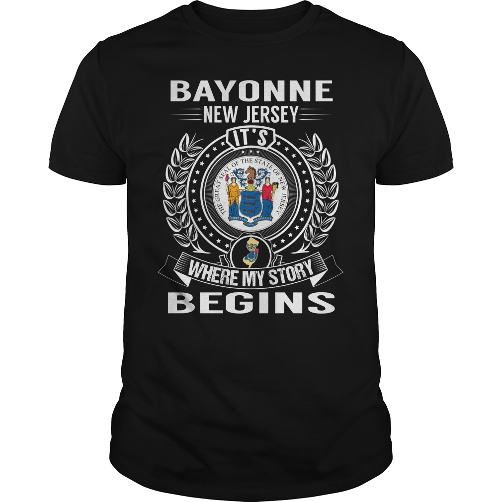 Bayonne, New Jersey – It's Where My Story Begins