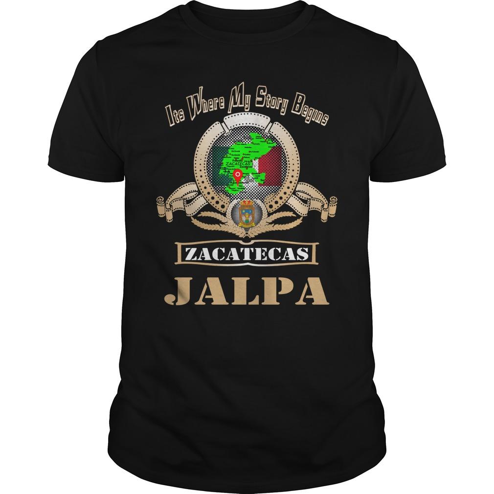 Jalpa, Zacatecas It's Where My Story Begins