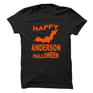 ANDERSON HALLOWEEN