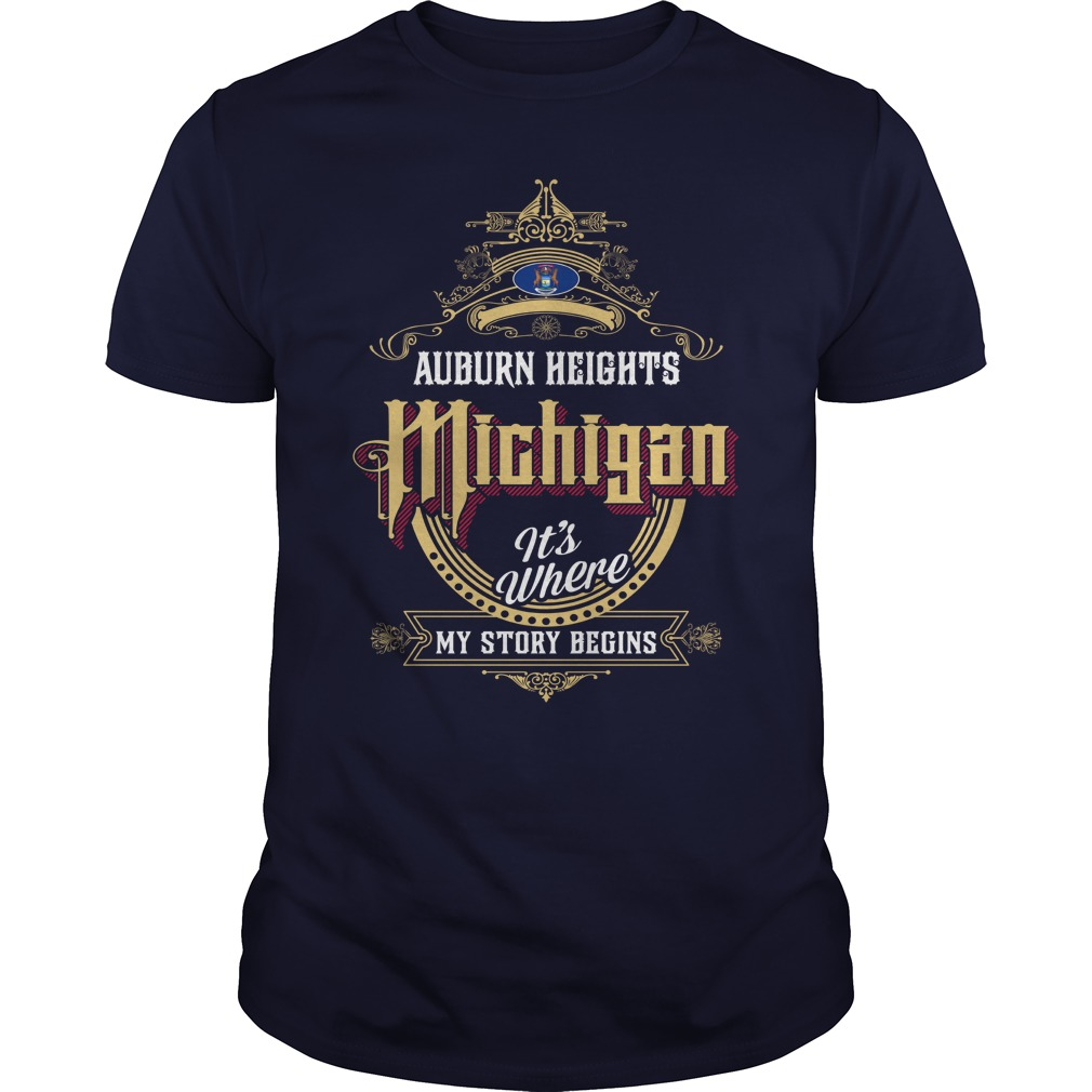 Auburn Heights, MI – It's Where My Story Begins
