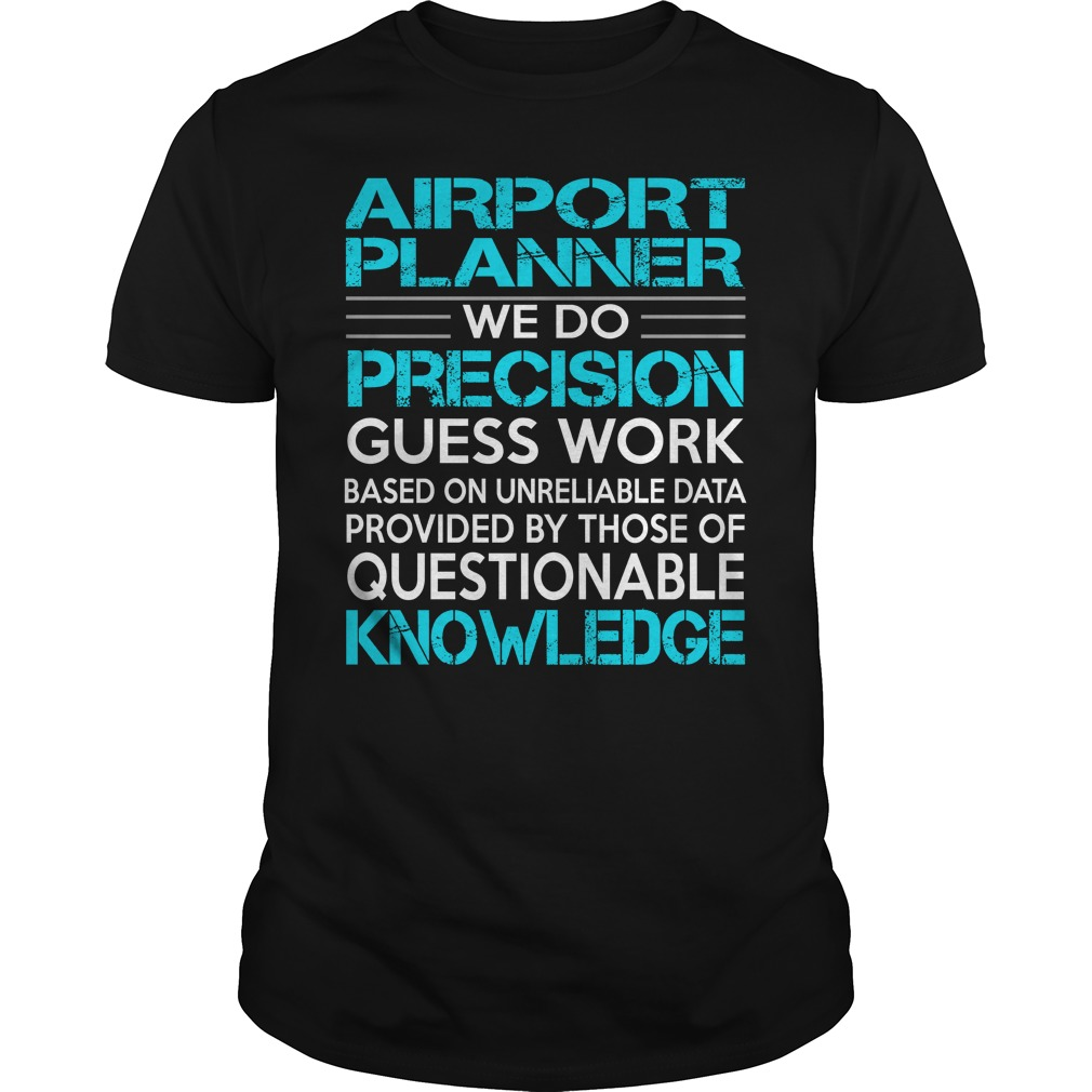 Airport Planner Shirts Collection