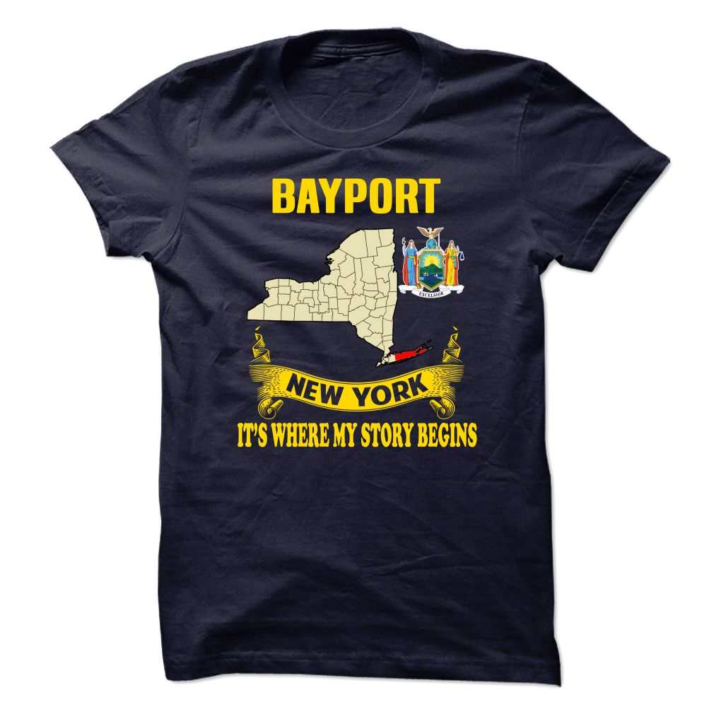 Bayport Its where my story begins