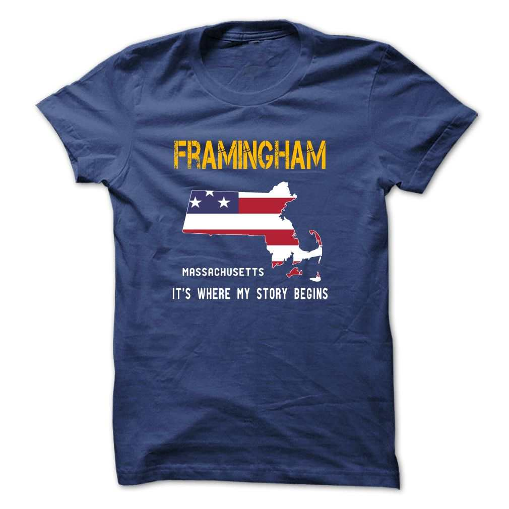 FRAMINGHAM Its where my story begins