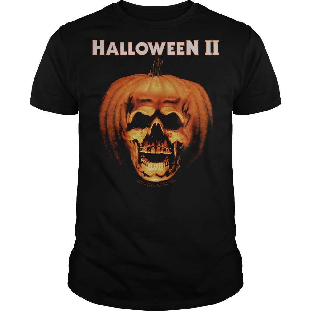 Halloween II Pumpkin Shell