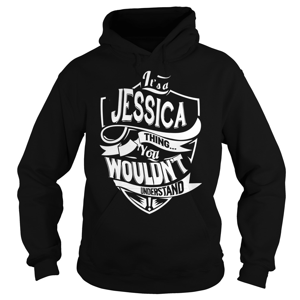 It's a JESSICA Thing