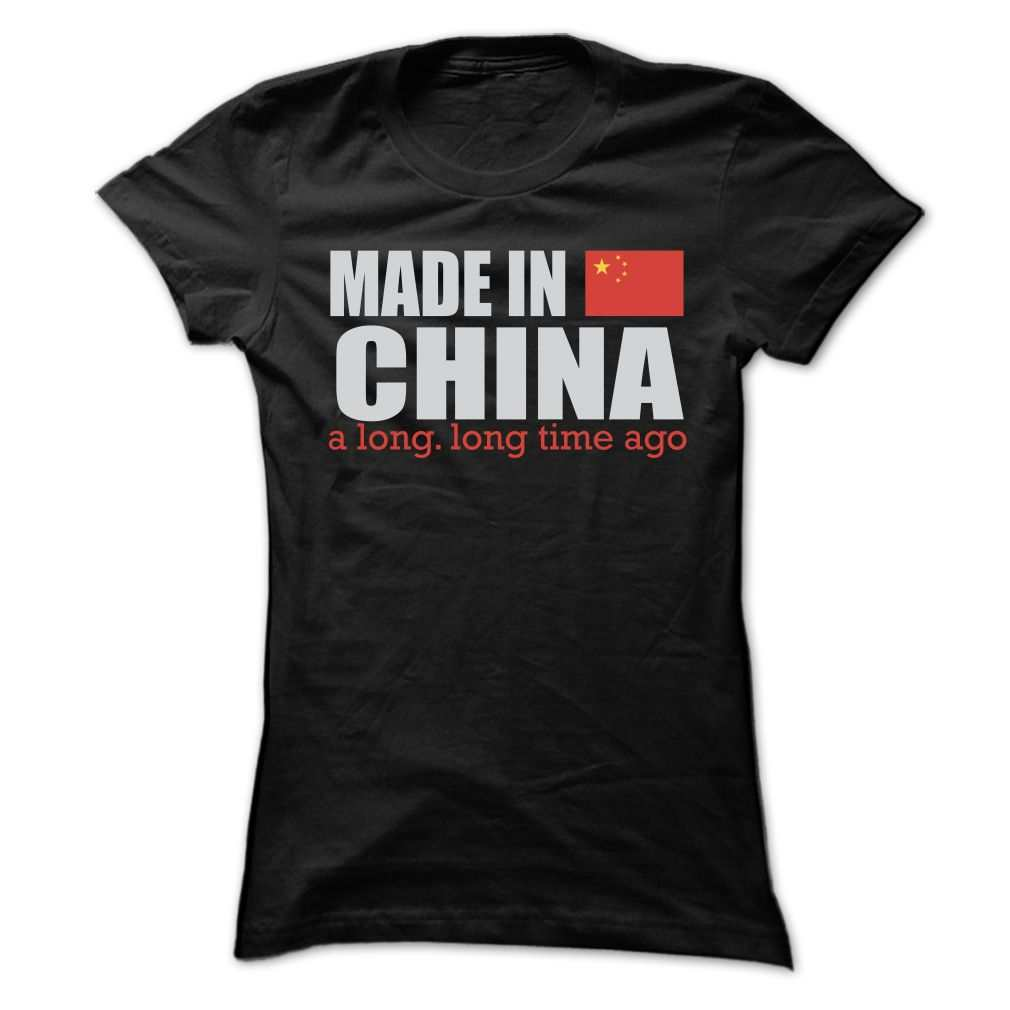 MADE IN CHINA T SHIRTS