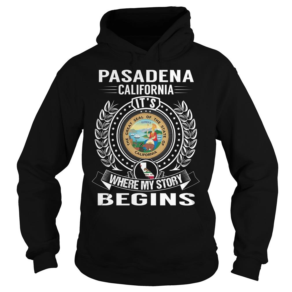 Pasadena – It's Where My Story Begins