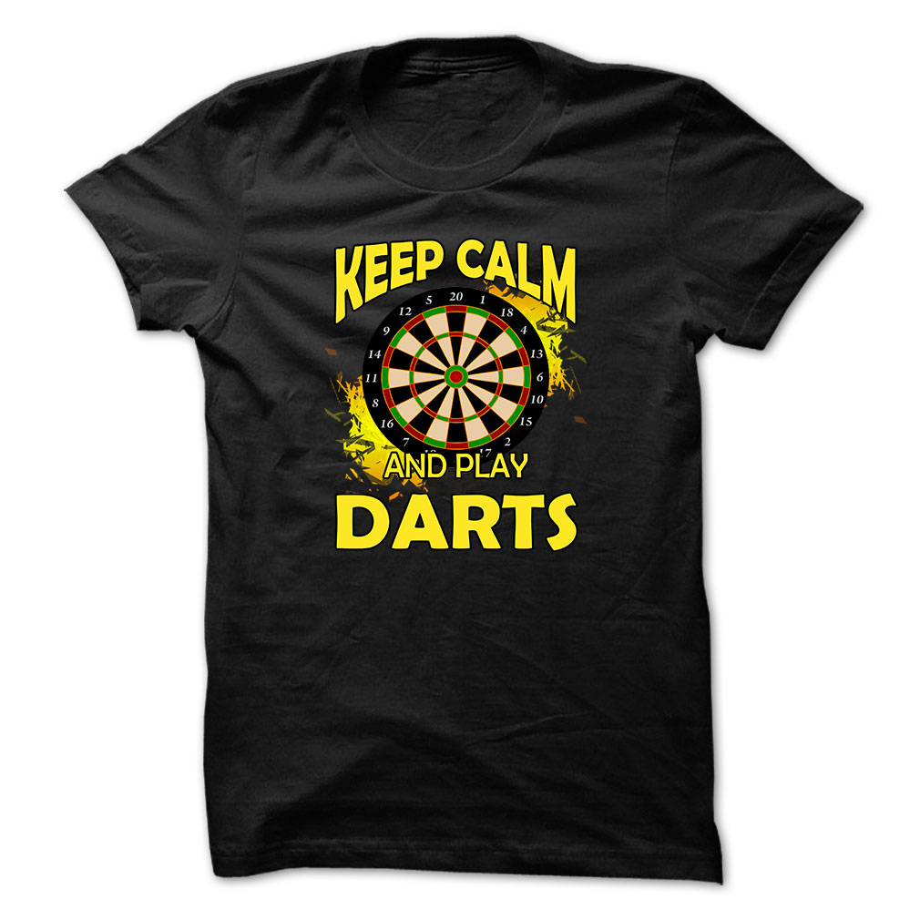 King of Darts T-Shirts Collection