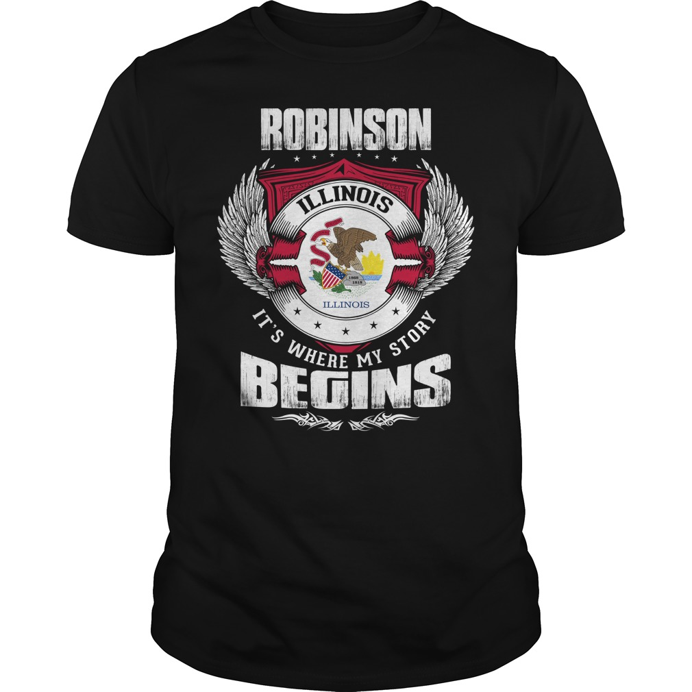 Robinson, Illinois It's Where My Story Begins