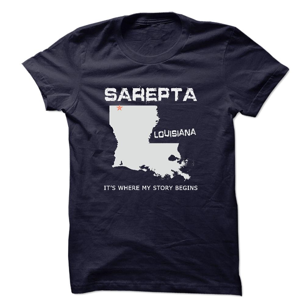 Sarepta, Louisiana – It's Where My Story Begins
