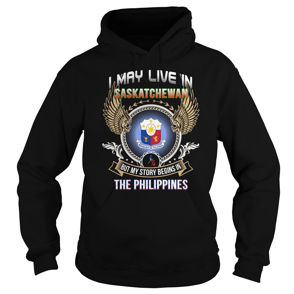 Live in Saskatchewan But My Story Begins in Philippines