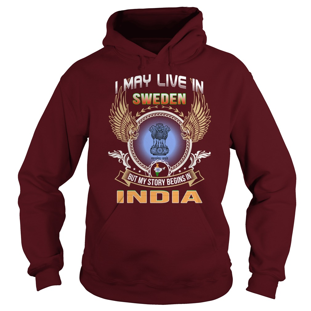 I May Live in Sweden But I Was Made in India