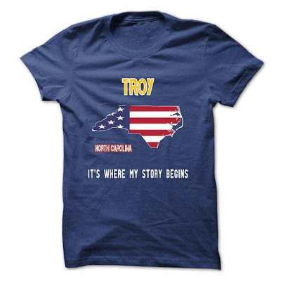 TROY Its where my story begins