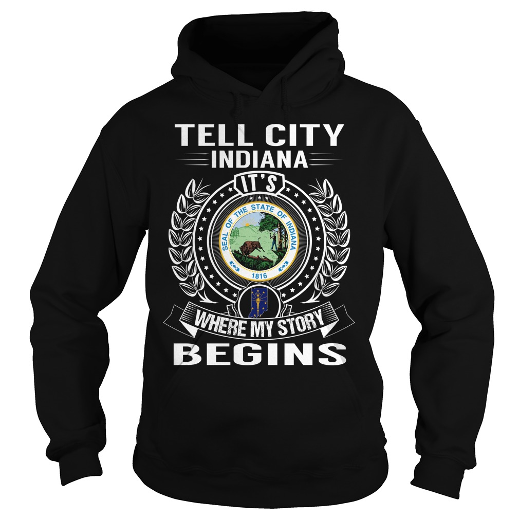 Tell City, Indiana – It's Where My Story Begins