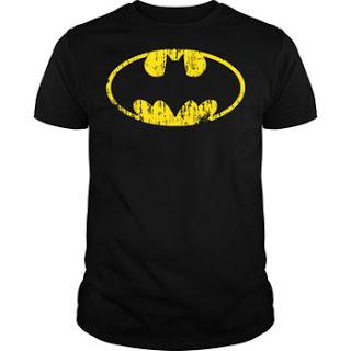 Batman Logo T-shirts Collection