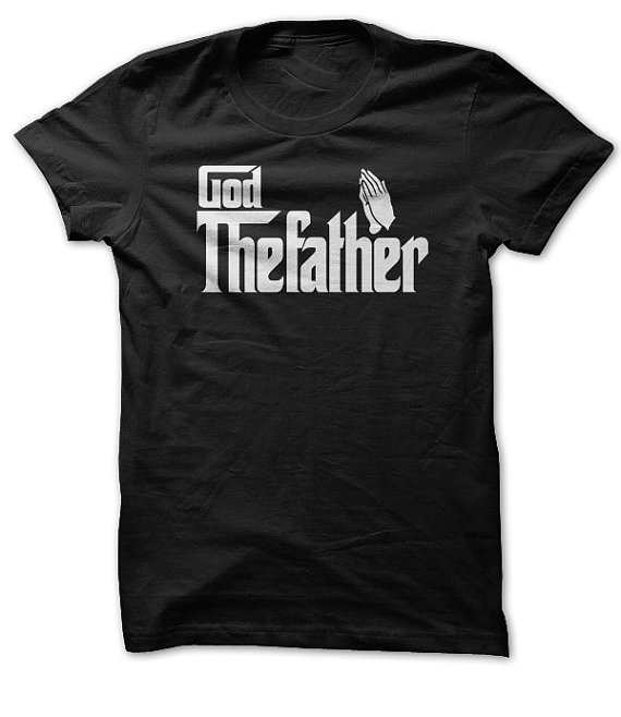 godfather god the father shirt1
