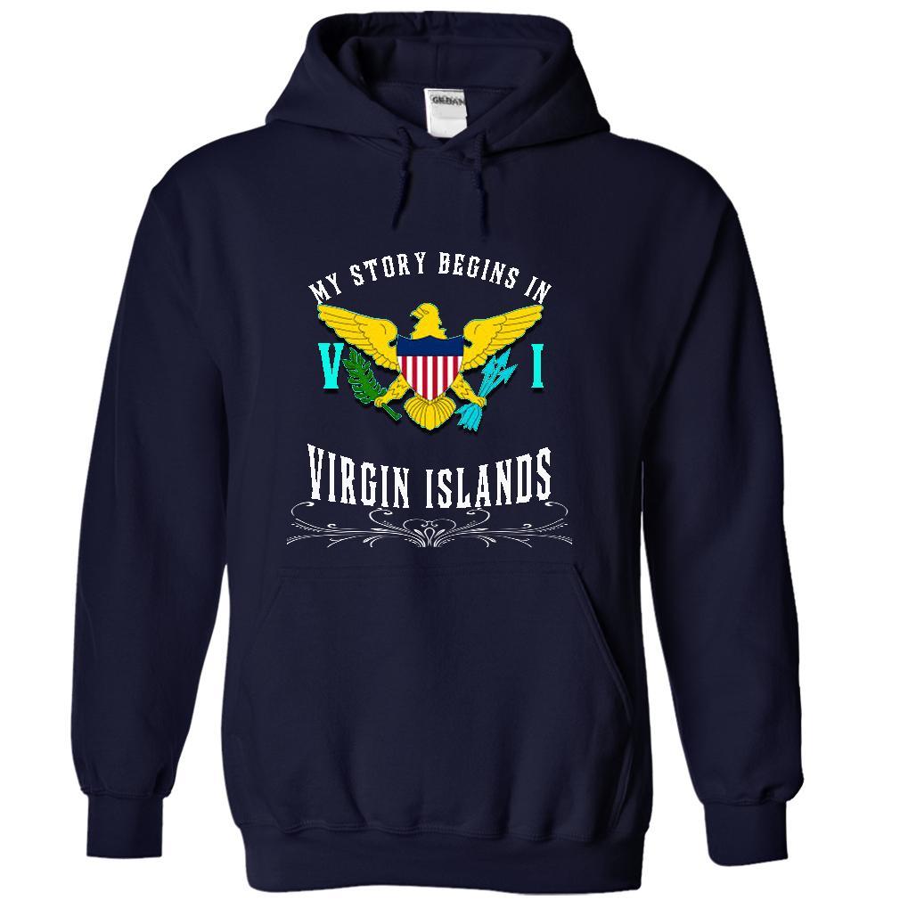 My Story Begins in Virgin Islands