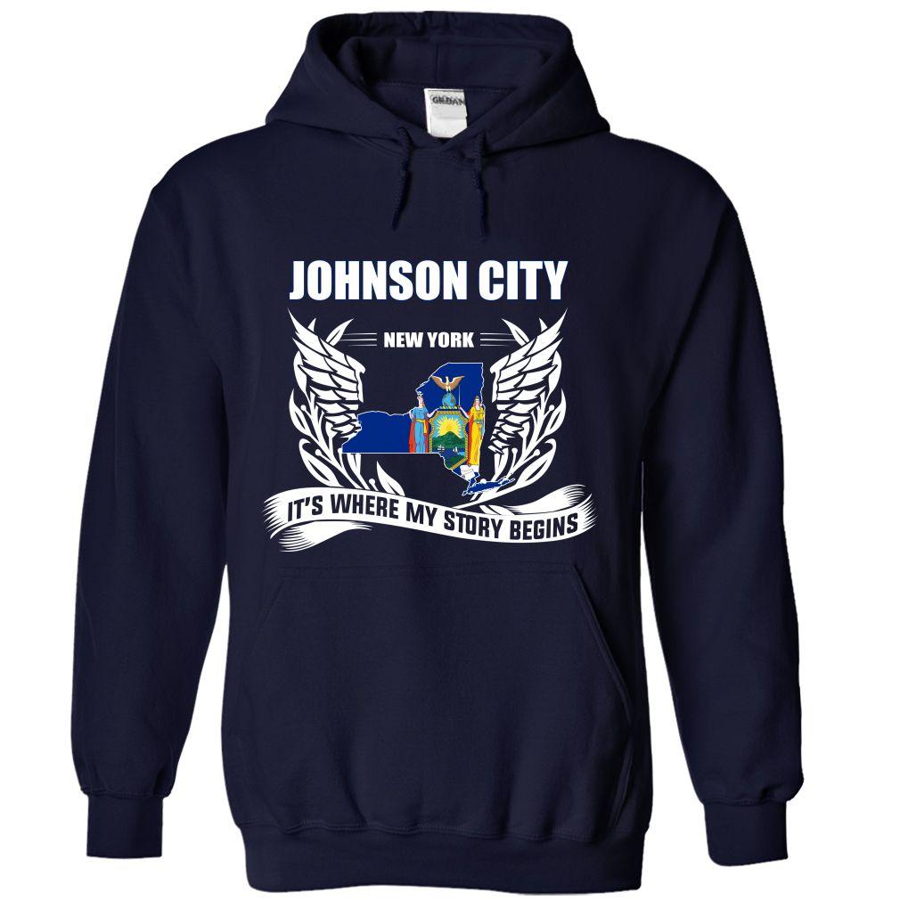 Johnson City, NY – It's where my story begins
