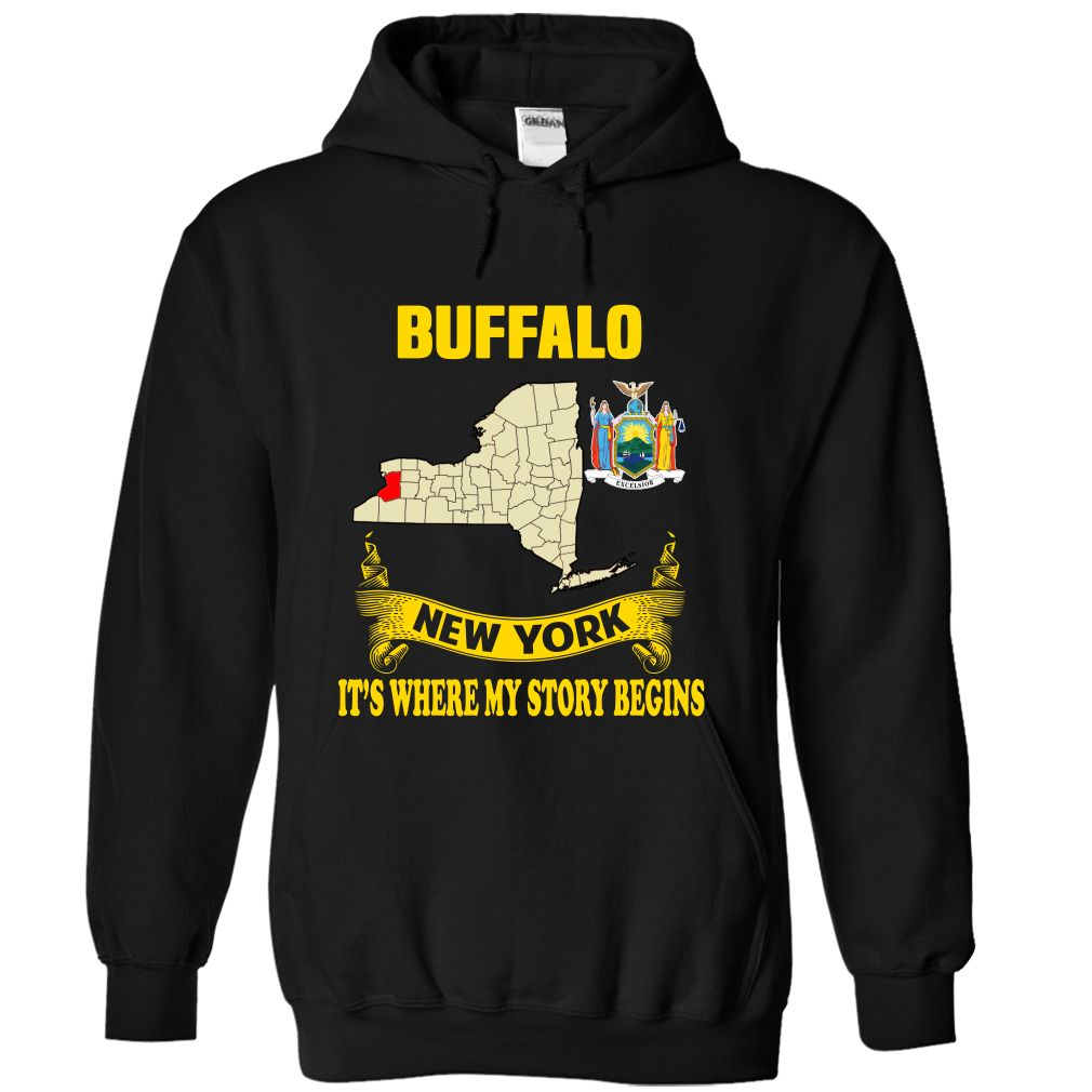 Buffalo – It's where my story begins