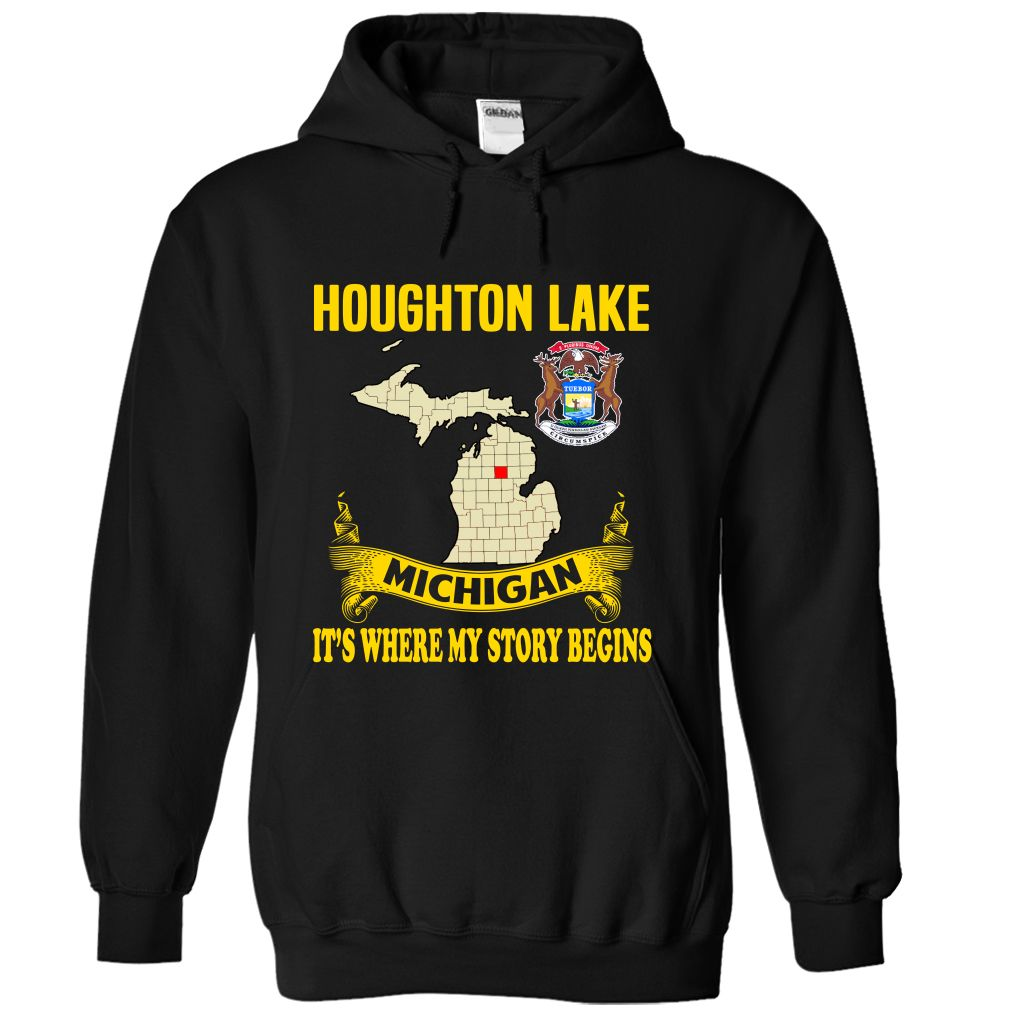 Houghton Lake, MI – It's where my story begins