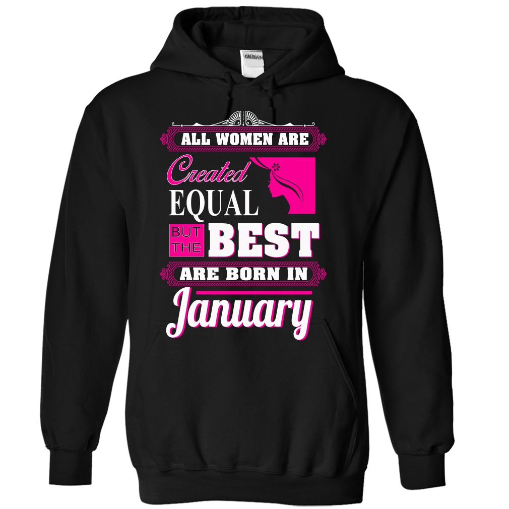 Best Women Born In January Shirt