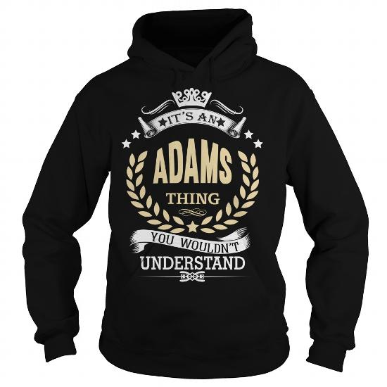 It's an Adams thing Shirt Collection