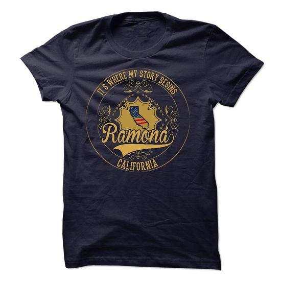 Ramona, California It's Where My Story Begins