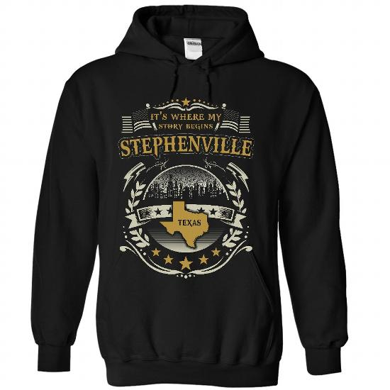 Stephenville, TX – It's Where My Story Begins