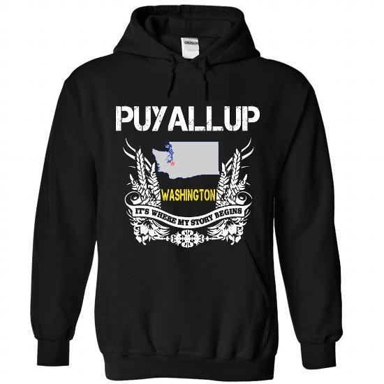 Puyallup, Washington – It's Where My Story Begins