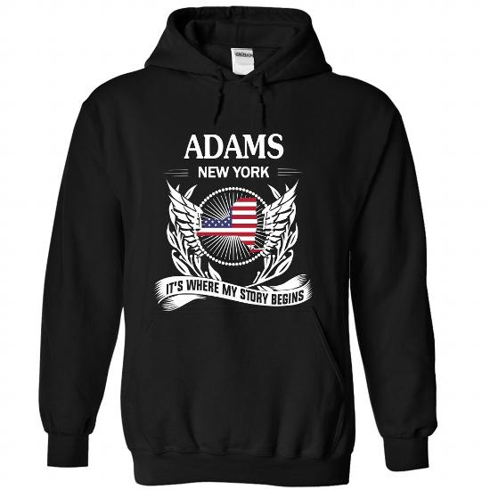 Adams – It's Where My Story Begins