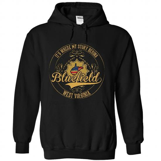 Bluefield – It's Where My Story Begins