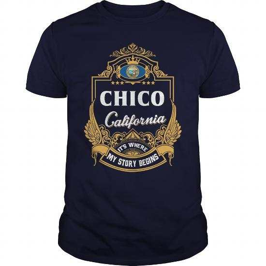 Chico, CA – It's Where My Story Begins