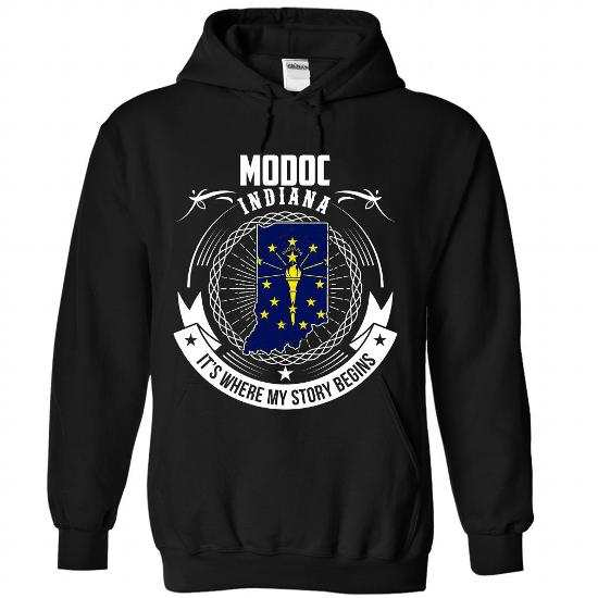Modoc – It's Where My Story Begins