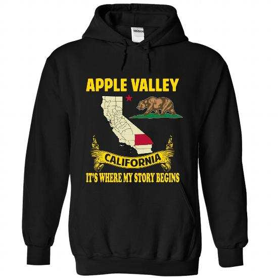 Apple Valley – It's Where My Story Begins