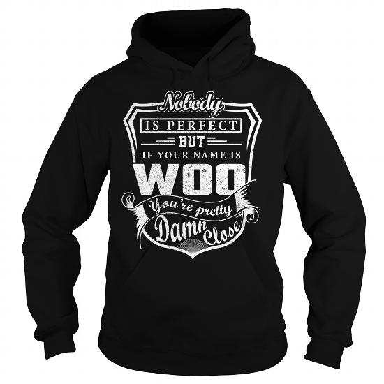 It's a WOO thing shirts collection