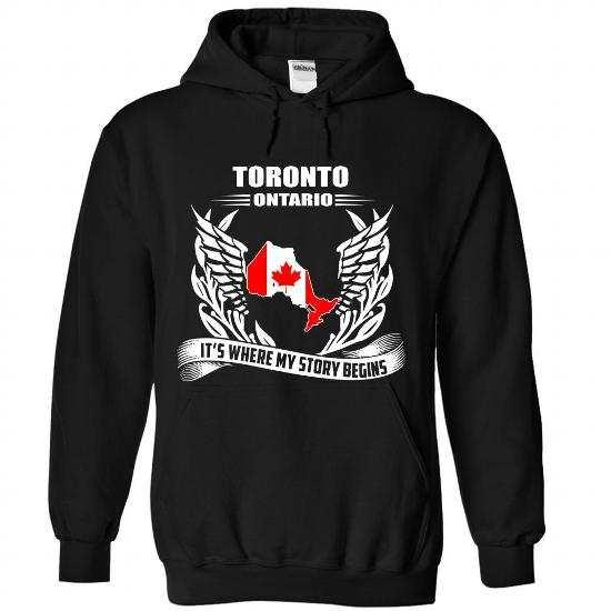 Toronto – It's Where My Story Begins