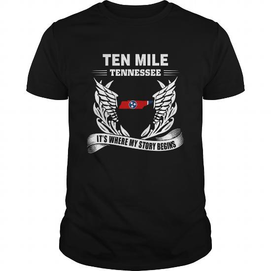 ten mile shirt