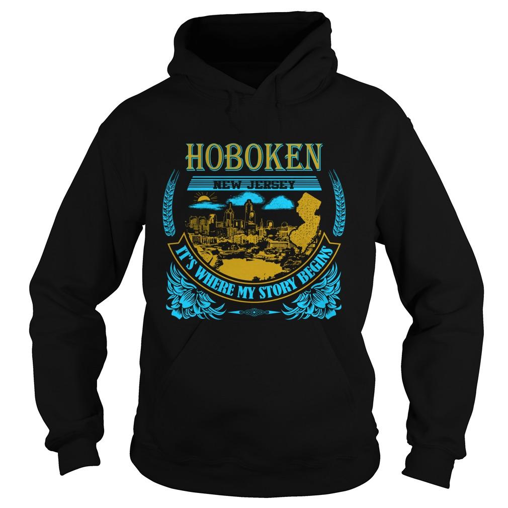 hoboken shirt