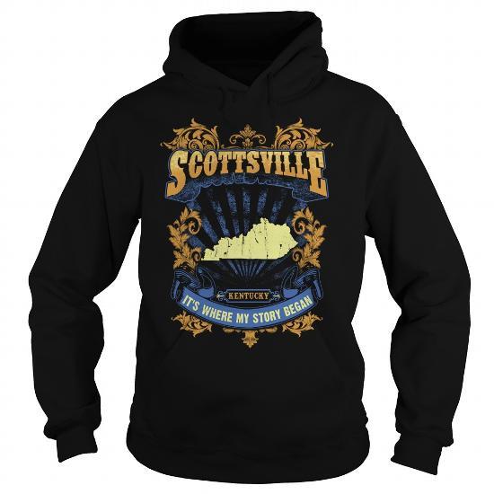 Scottsville KY is my home