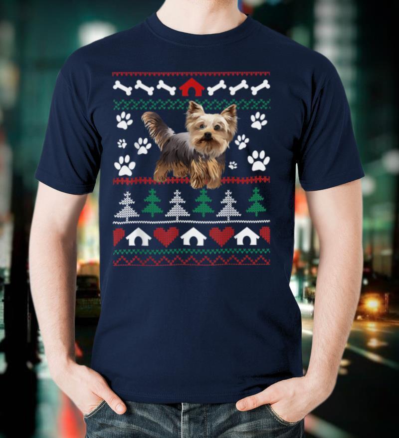 Cute Cairn Terrier Ugly Sweater T Shirt