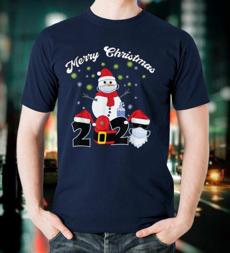 Funny Ugly Christmastree Fun Santa Tee Man Woman Child Gift T Shirt