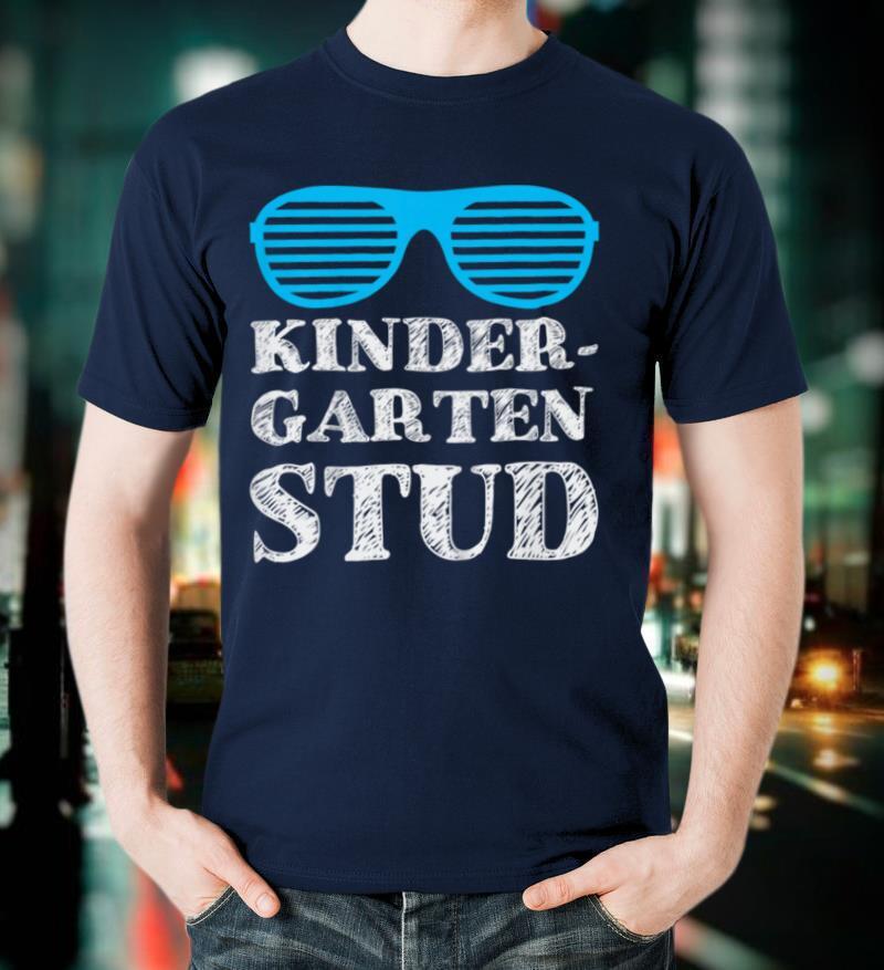 Kids Kindergarten Stud t shirt For Boys Funny Back To School Gift T Shirt