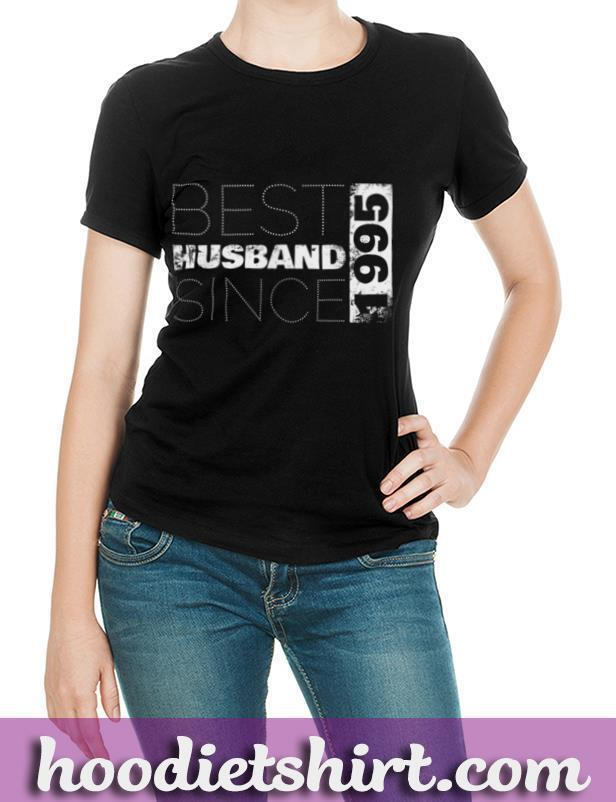 Mens Best Husband Since 1995 Funny Wedding Anniversary Gifts