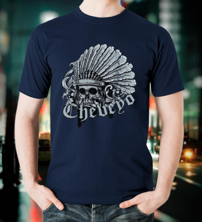 Native American Spirit Warrior Gift Cheveyo T Shirt