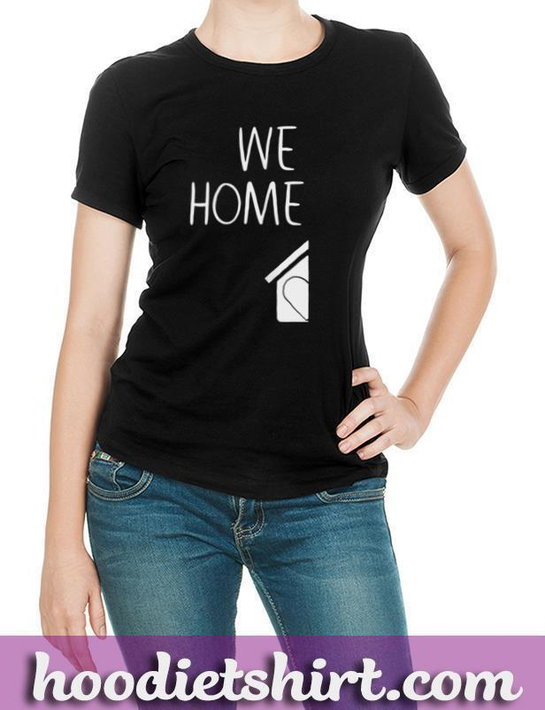 New Homeowner Gift for Couples FIRST PART Housewarming Party T Shirt