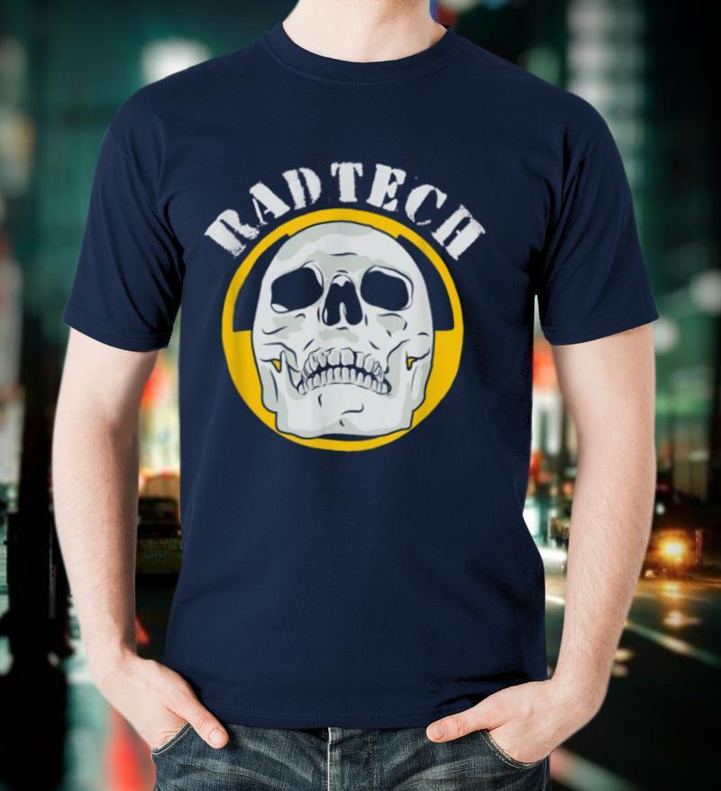 Radtech Radiologic Technologist Radiology Technician Anatomy T Shirt