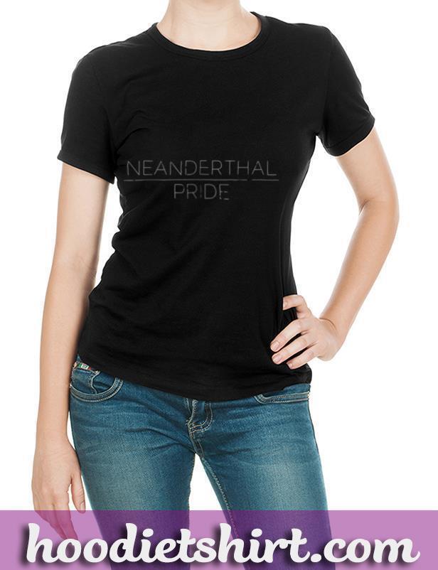 Tasteful Neanderthal Minimalist T Shirt
