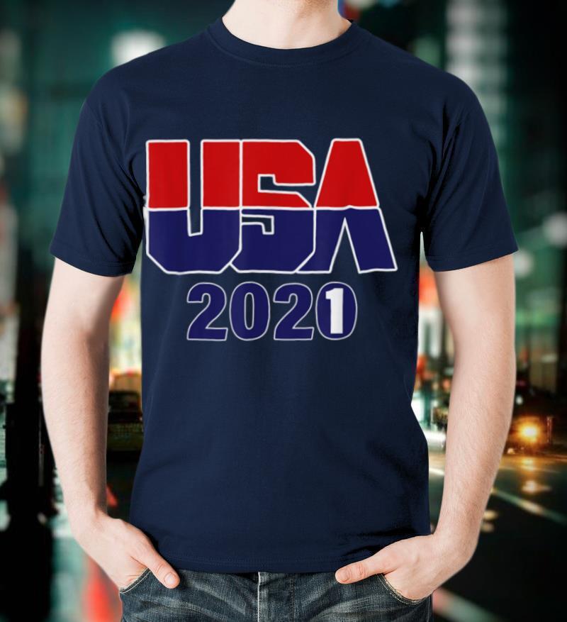 Team USA 2021 Gold Silver Bronze Athletes Summer Tokyo T Shirt