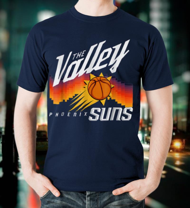 PHX Basketball Team Fan For Men Women Kids T Shirt